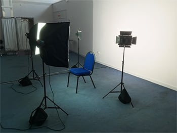 Make more videos - LED lights and Softboxes