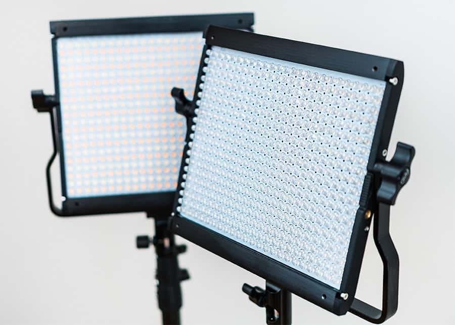 Best LED panel lights for video