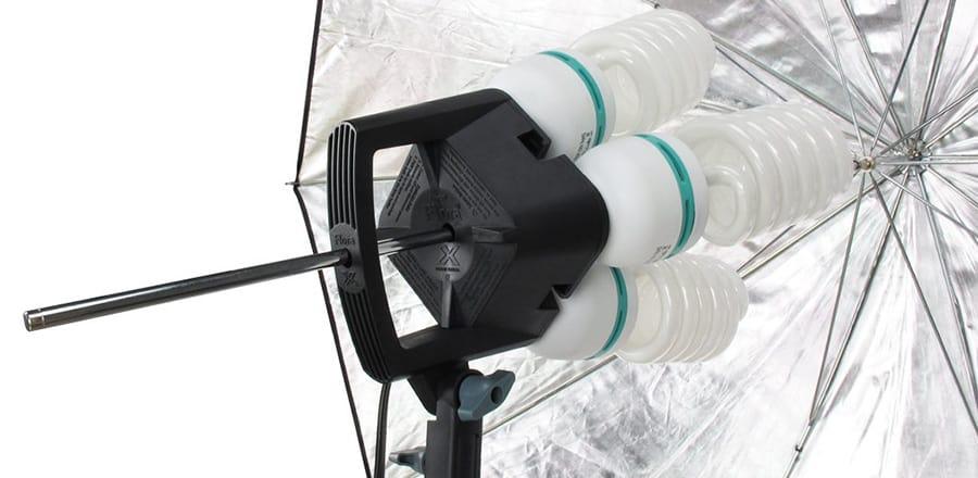 Fora-X-light-bank-with-Umbrella-mounting-holes