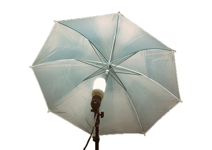 Umbrella photography light