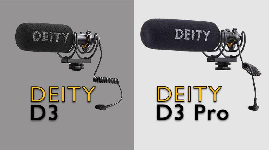 Deity D3 and D3 Pro FAQ