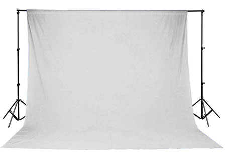 Muslin cotton photography backdrop