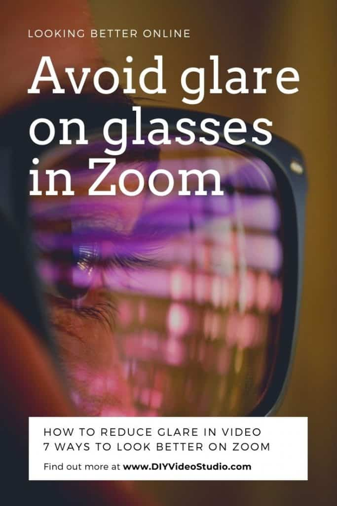How-to-avoid-glare-on-glasses-in-Zoom-Video-Pinterest-Graphic