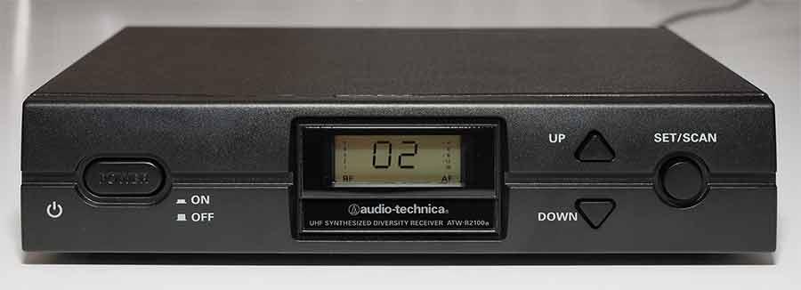 Audio-Technica ATW-R2100a receiver