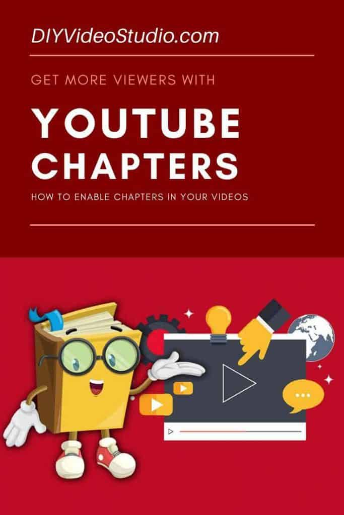 How-to-use-youtube-chapters-in-your-video-Pinterest Graphic