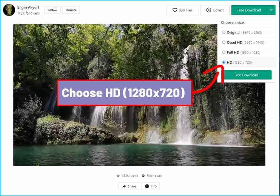 Pexels-Download-waterfall