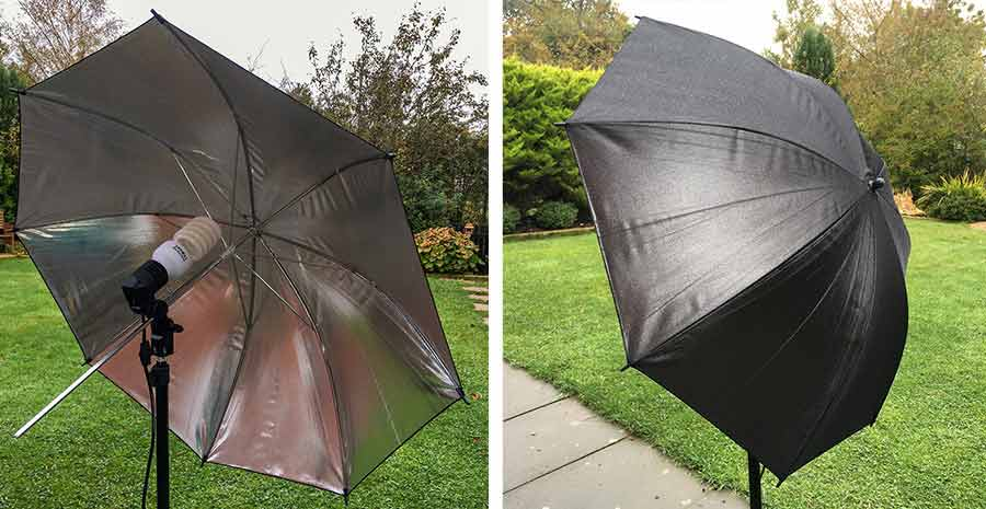 Reflector Umbrellas