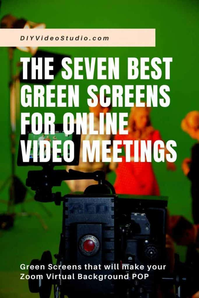 The 7 Best Green Screens for Video Conferencing