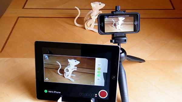 Using Filmic Remote on an iPad as an external monitor
