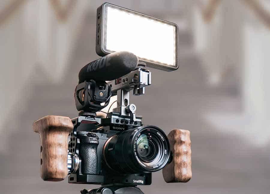 Best On-Camera LED Light For Video