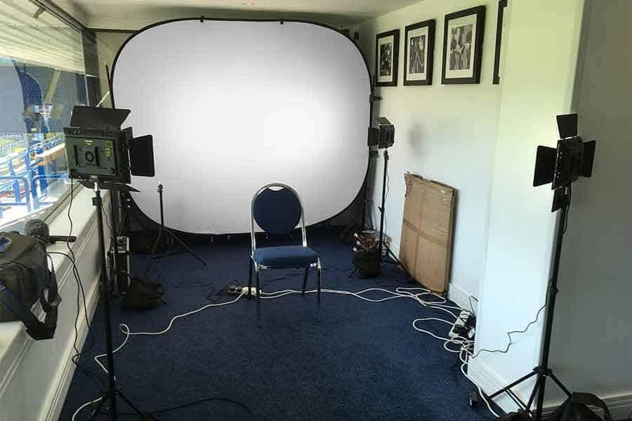 DIY Video Studio
