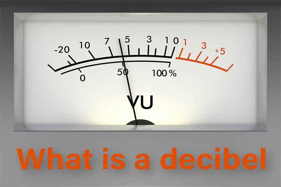 VU Meter - How you measure sound decibels