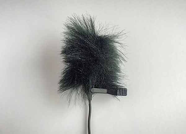 How to reduce wind noise when recording outside using a diy dead cat