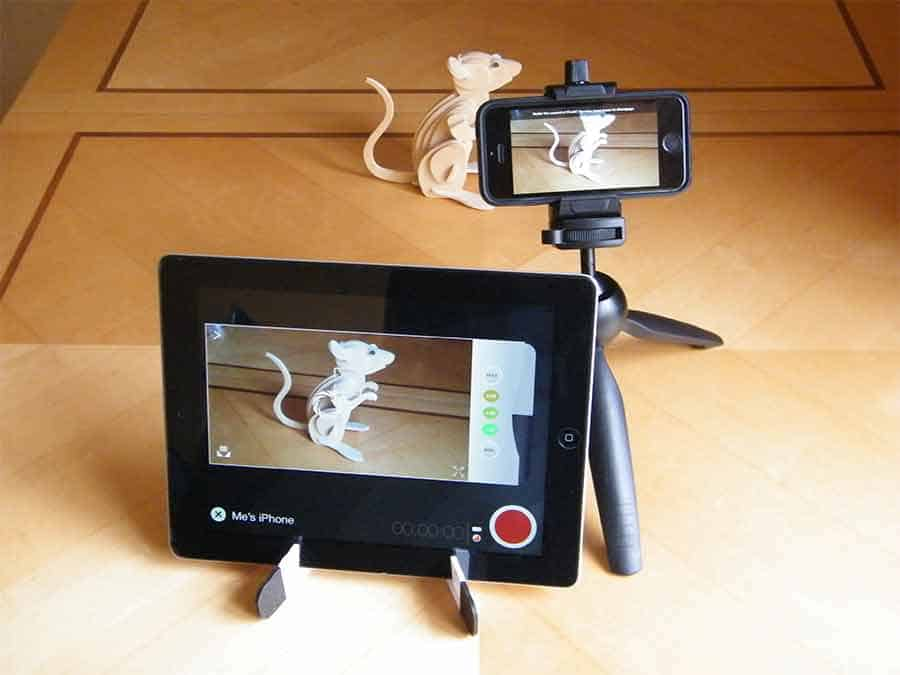 How to film yourself with a phone