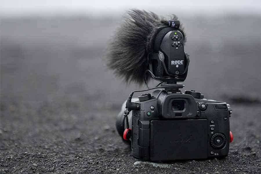 What is an external microphone - Rode videomic