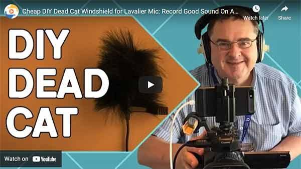 DIY Dead Cat video tutorial