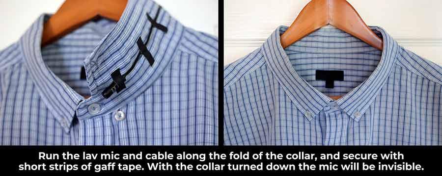 Lav-Mic-worn-under-shirt-collar